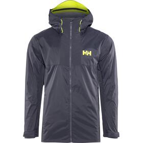 Helly Hansen Vanir Logr Jacket Herren graphite blue